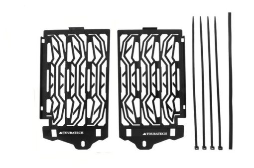 Touratech Black Radiator Guard For BMW R1250GS R1200GS LC R1200GS Adventure LC 1