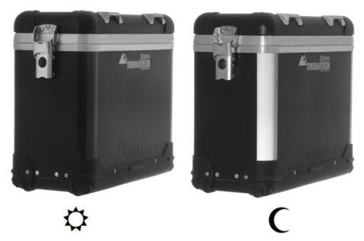 Touratech Black Reflective Strips for ZEGA Pro Pro 2 2