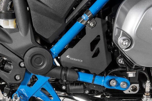 Touratech Black Starter Guard For BMW 2