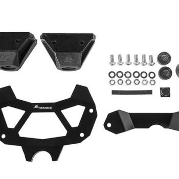 Touratech Black Steering Stopper Hard Part For BMW R1250GS Adventure R1200GS Adventure LC 2
