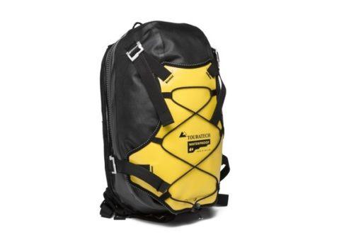 Touratech COR13 Black Yellow Waterproof Backpack 1