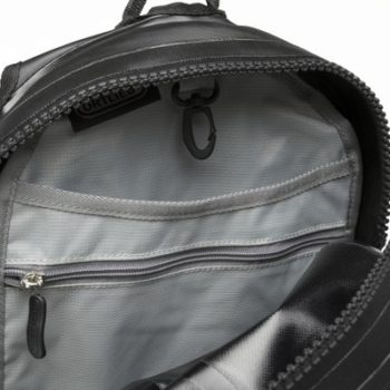 Touratech COR13 Black Yellow Waterproof Backpack 2