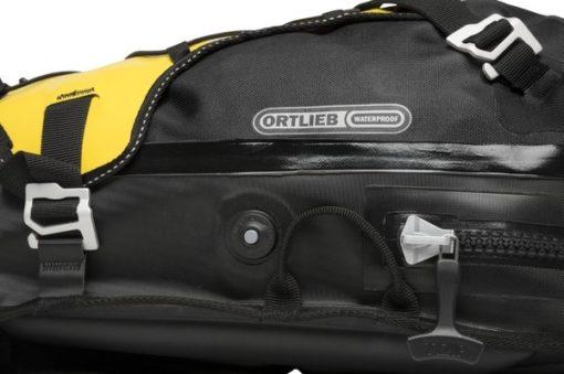 Touratech COR13 Black Yellow Waterproof Backpack 3