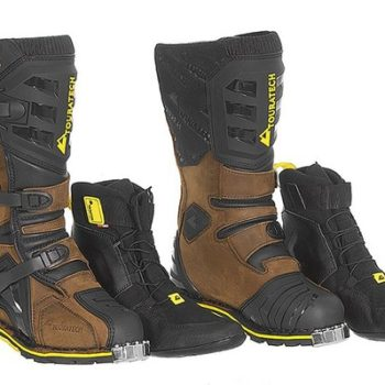 Touratech Destino Adventure Brown Riding Boots 1 2 3