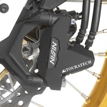 Touratech Front Brake Calliper Guard for Honda CRF1100L CRF1000L Africa Twin CRF1100L CRF1000L Adventure Sports 2