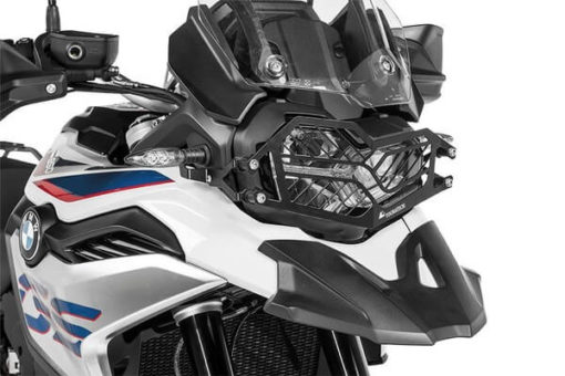 Touratech Headlight Protector With Quick Release For BMW F850 GS F750 GS 1