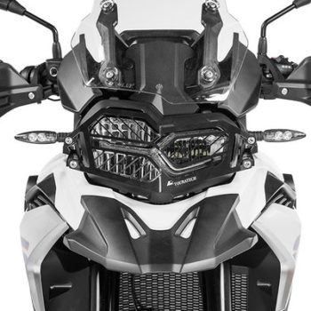 Touratech Headlight Protector With Quick Release For BMW F850 GS F750 GS 2