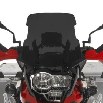 Touratech High Tinted Windscreen For BMW R1200 GS R1200GS Adventure 1