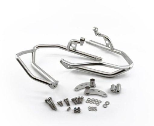Touratech Silver Crash Bar For BMW R1200 GS 2010 1
