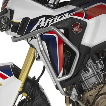 Touratech Silver Crash Bar For Honda CRF1000L Africa Twin 2