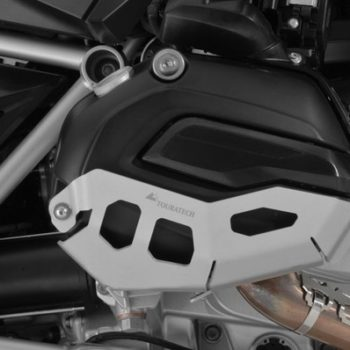 Touratech Silver Cylinder Protector For BMW R1200GS R1200RT 1