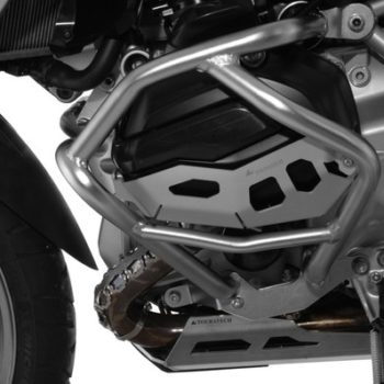 Touratech Silver Cylinder Protector For BMW R1200GS R1200RT 2