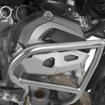 Touratech Silver Cylinder Protector For Original BMW Crash Bar For BMW R1200GS Adventure 2