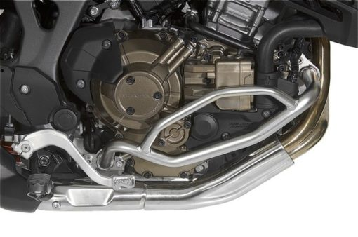 Touratech Silver Engine Crash Bar For Honda CRF 1000L Africa Twin 2