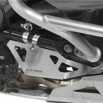 Touratech Silver Flap Control Guard For BMW 2