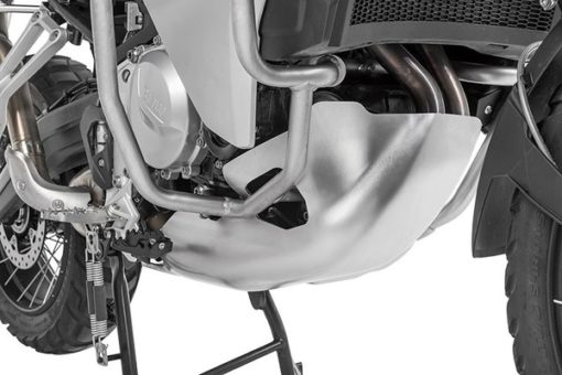 Touratech Silver Rallye Engine Protector For BMW F850GS F850GS Adventure 1