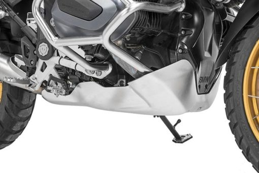 Touratech Silver Rallye Engine Protector For BMW R1250GS R1250GS Adventure 1
