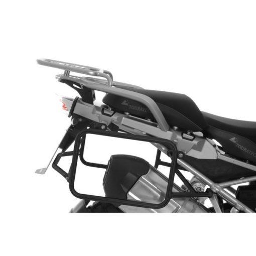 touratech Black Pannier Rack For BMW 1