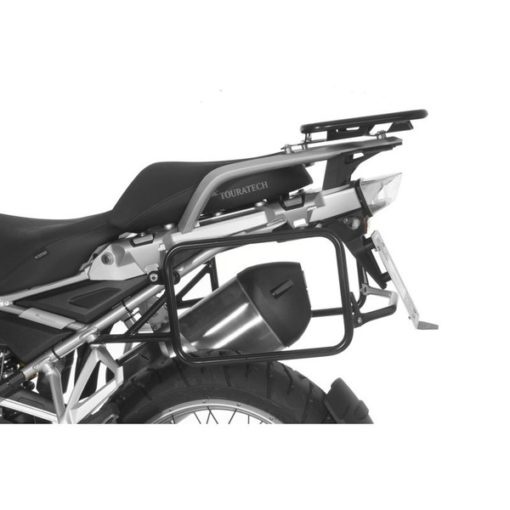 touratech Black Pannier Rack For BMW 2