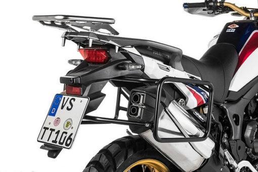 touratech Black Pannier Rack For Honda CRF1000L Africa Twin 1