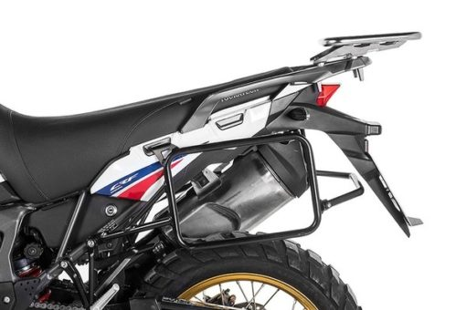 touratech Black Pannier Rack For Honda CRF1000L Africa Twin 2