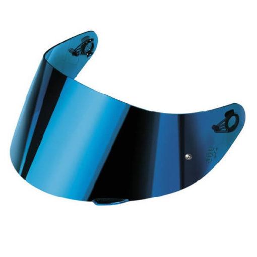 AGV Iridium Blue Visor K3 SV K5 S