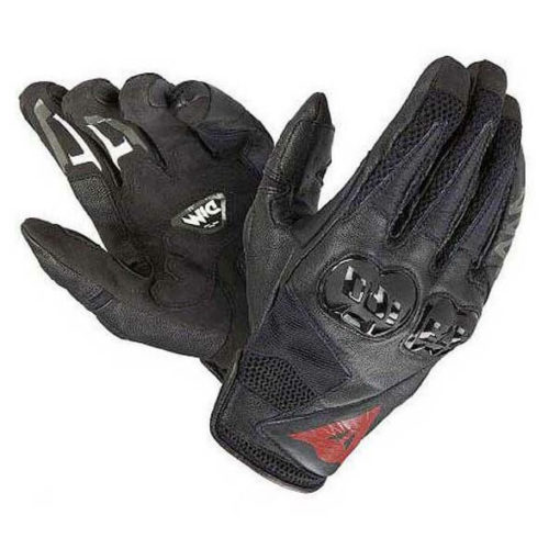 Dainese MIG C2 Black Unisex Riding Gloves 2020