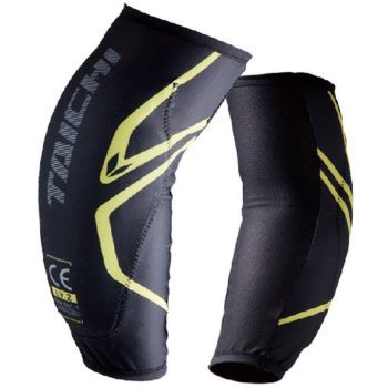 RS TAICHI STEALTH CE LV2 BLACK YELLOW ELBOWGUARD NEW