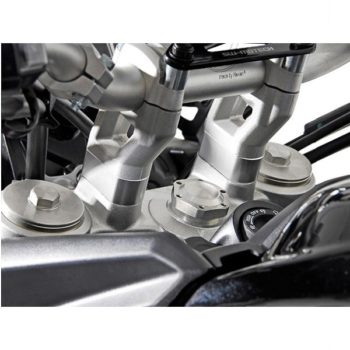 SW Motech 20mm Handlebar Risers for Triumph Tiger 800 Explorer Tiger 1200 new 1