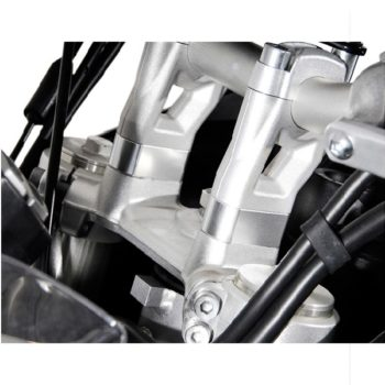 SW Motech 20mm Handlebar Risers for Triumph Tiger 800 Explorer Tiger 1200 new 2