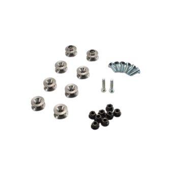 SW Motech AERO Adapter Kit for Quick Lock PRO Side Carriers new 1
