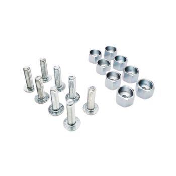 SW Motech Bolt Adapter Kit for Quick Lock EVO Side Carriers new