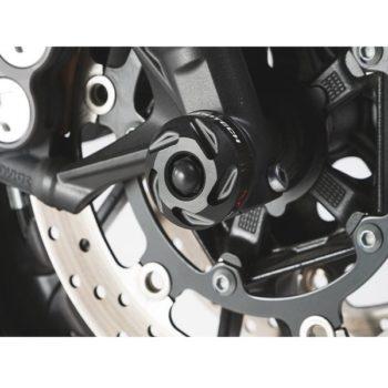 SW Motech Fork Sliders for Kawasaki Versys 650 new 2