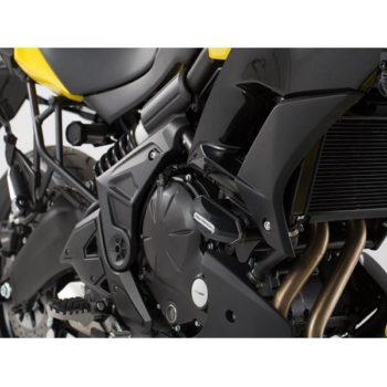 SW Motech Frame Sliders for Kawasaki Versys 650 new 1