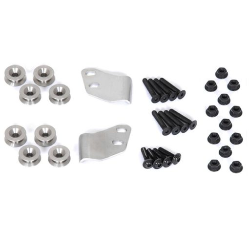 SW Motech TraX EVO ADV Adapter Kit for EVO Side Carriers new 1
