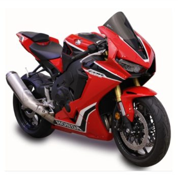 Zero Gravity Corsa Light Smoke Windscreen For CBR 1000 RR 2