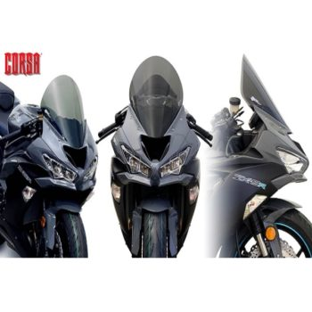 Zero Gravity Corsa Light Smoke Windscreen For Kawasaki ZX 6R 2
