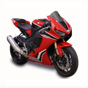Zero Gravity Double Bubble Dark Smoke Windscreen For CBR 1000 RR 2