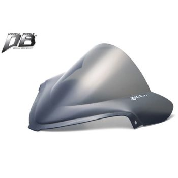 Zero Gravity Double Bubble Dark Smoke Windscreen For Suzuki Hayabusa 1300 1