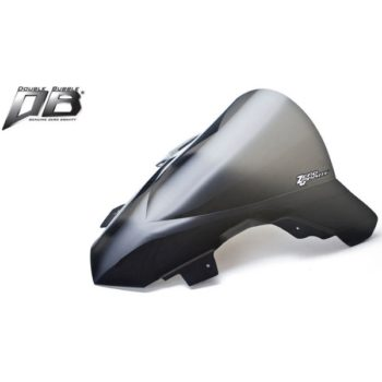 Zero Gravity Double Bubble Light Smoke Windscreen For BMW S1000 RR 1