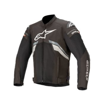 Alpinestars T GP Plus R V3 Air Black Dark Grey White Riding Jacket