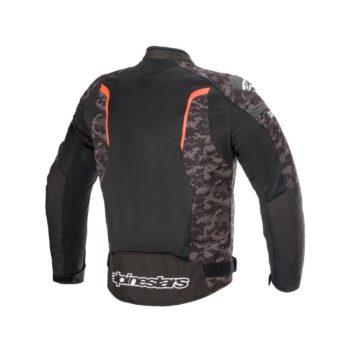 Alpinestars T GP Plus R V3 Air Camo Black Fluorescent Red Riding Jacket 2