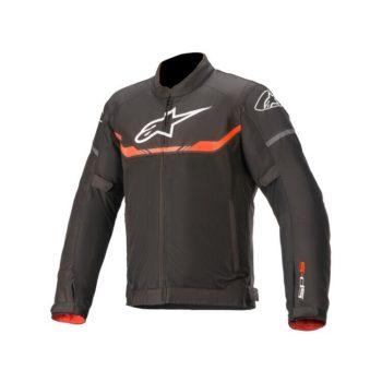 Alpinestars T SPS Air Black Fluorescent Red Riding Jacket 1
