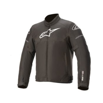 Alpinestars T SPS Waterproof Black Riding Jacket