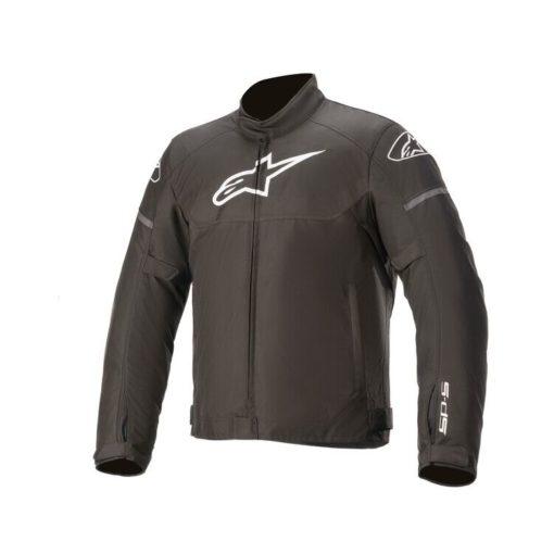 Alpinestars T SPS Waterproof Black Riding Jacket