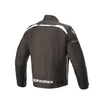 Alpinestars T SPS Waterproof Black White Riding Jacket 2