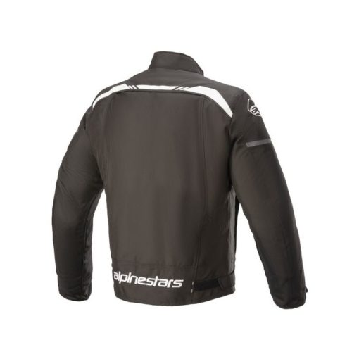 Alpinestars T SPS Waterproof Black White Riding Jacket 2
