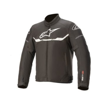 Alpinestars T SPS Waterproof Black White Riding Jacket