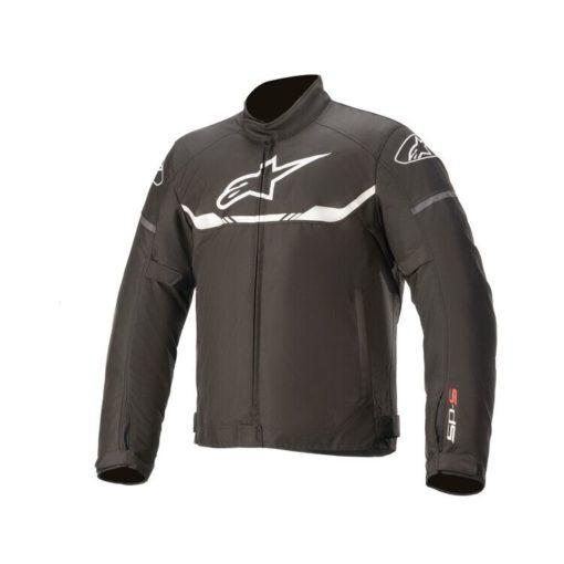 Alpinestars T SPS Waterproof Black White Riding Jacket