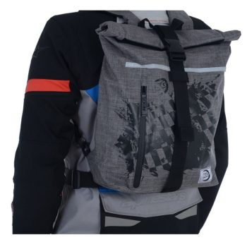 RG Roll Top Rucksack Bag 1